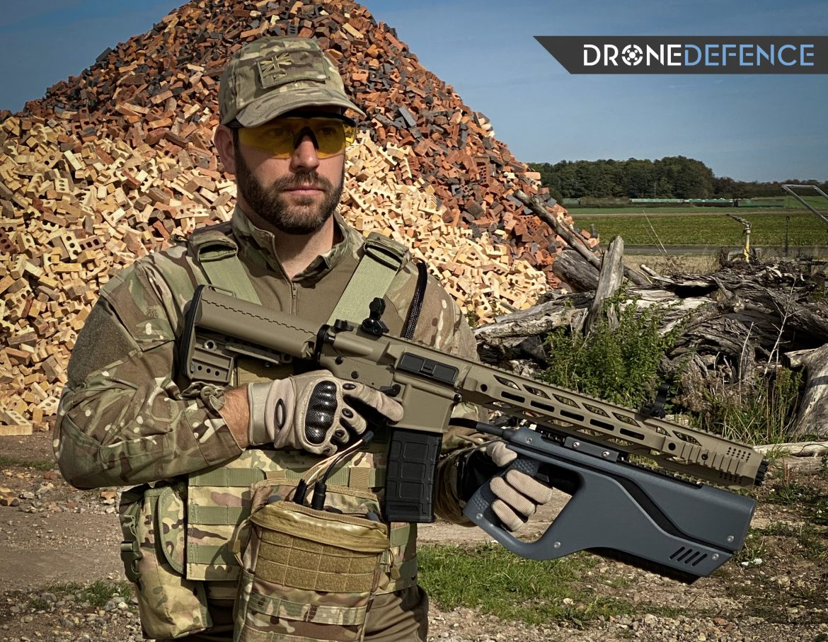 The release of the Paladyne E1000MP signals a new era in counterdrone technology