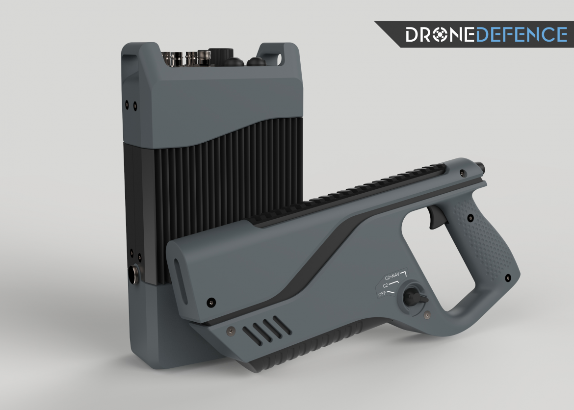 Drone Defence Paladyne E1000MP